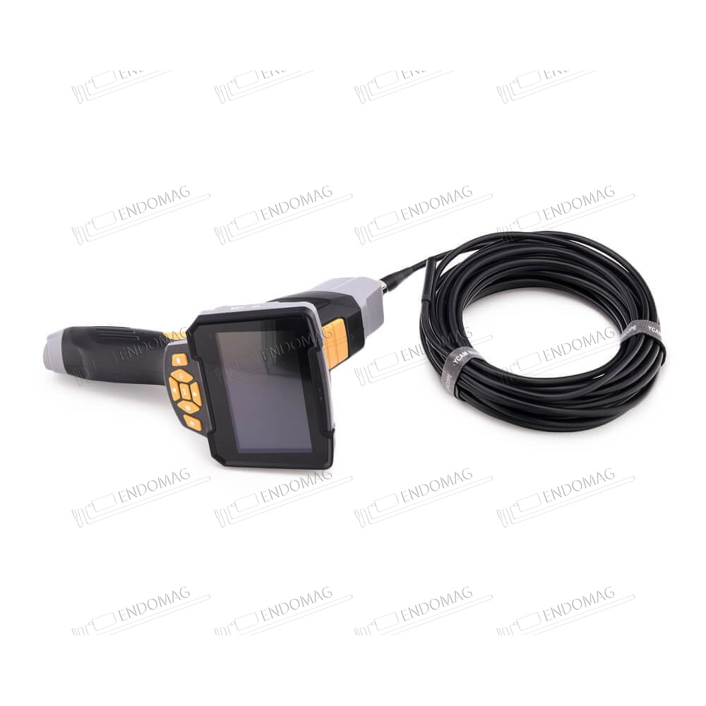 Ручной эндоскоп Inskam 112 с LCD экраном 4.3 дюйма 1080P (10 метров) - 4